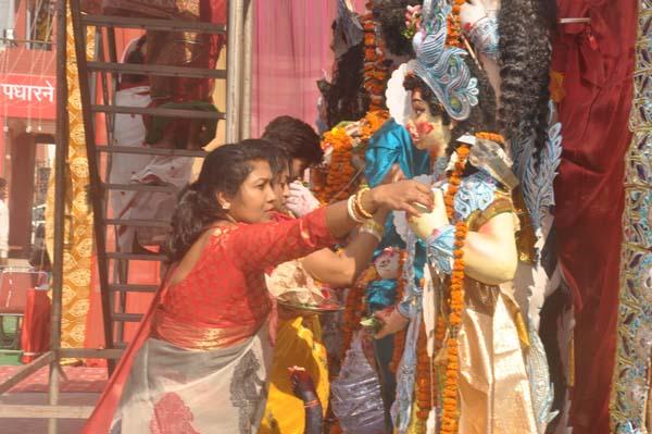 Sindur Khela | Kalibari Chandigarh