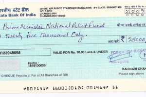 PM Relief Fund Sep. 2015
